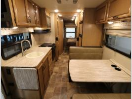 Galley - 2017 Thor Motor Coach Vegas 25.3
