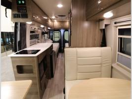 Front to Back - Winnebago Boldt 70BL
