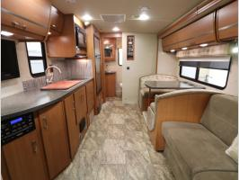 Galley - 2013 Winnebago View 24M