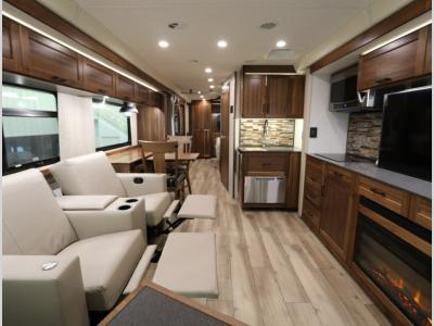 Galley - Winnebago Journey 34N