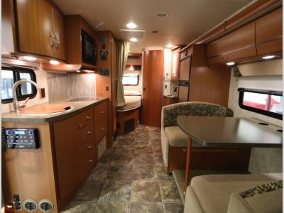 Galley - 2011 Winnebago View 24J