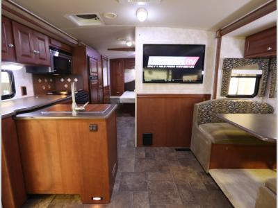 Galley - 2013 Itasca Sunstar 27N