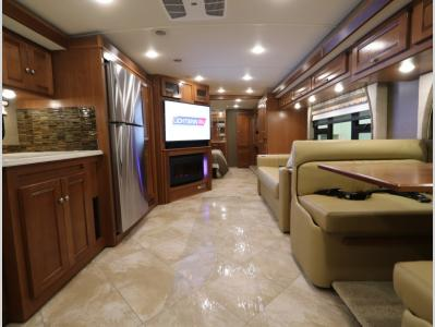 Galley- Winnebago Forza 38F