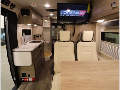 Galley - Winnebago Travato 59GL