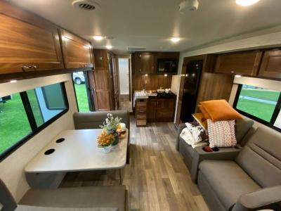 Galley - Winnebago Outlook 26M