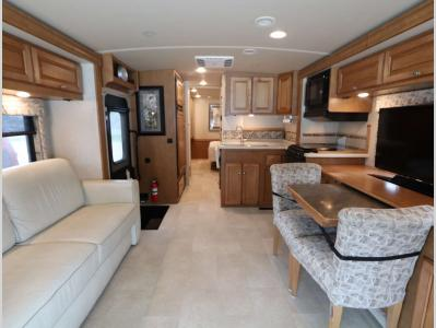 Galley - 2016 Itasca Sunstar LX 30T