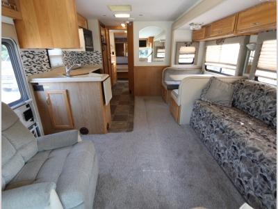 Galley - 2004 National RV Sea Breeze 1341