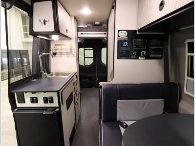 Galley - Winnebago Revel 44E