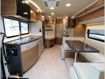 Galley - 2016 Itasca Navion 24J