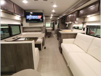 Galley - Winnebago Adventurer 29B