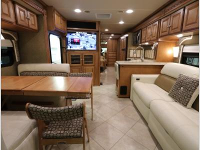Galley - 2015 Winnebago Adventurer 35P