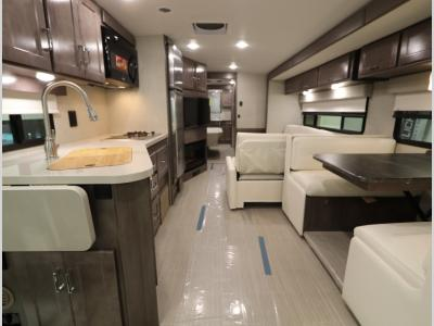 Galley - Winnebago Adventurer 35F