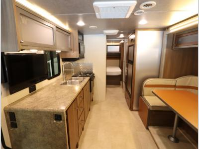 Galley - 2015 Winnebago Brave 27B