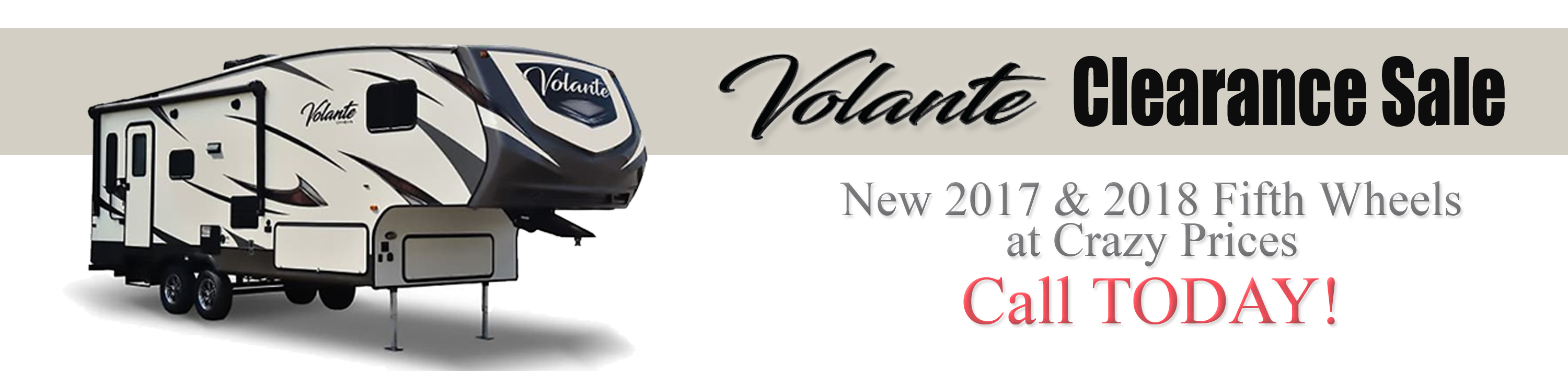 Volante Clearance