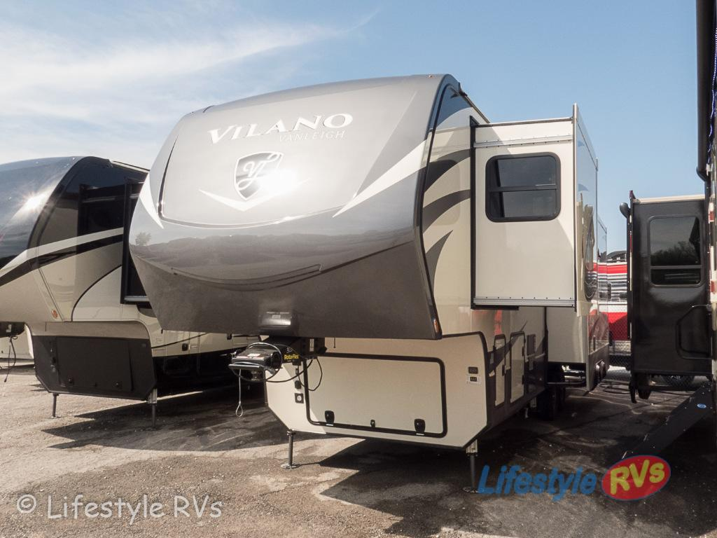 New 2019 Vanleigh Rv Vilano 320gk Fifth Wheel At Lifestyle