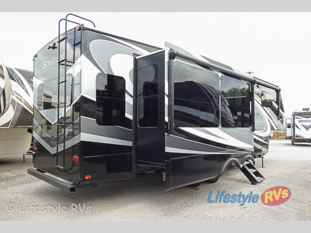 New 2019 Grand Design Solitude 310gk Fifth Wheel At