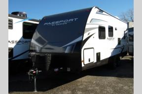 New 2021 Keystone RV Passport 219BH Photo