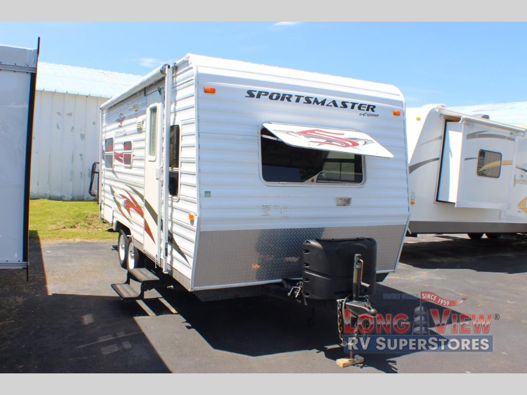 Used 2007 Extreme Sportsmaster 193ts Travel Trailer At