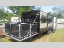 New 2019 Forest River RV Wildwood FSX 260RT Photo