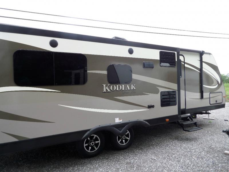 Luxury New 2016 Dutchmen RV Kodiak Ultimate 291RESL Travel