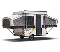 Manteca Trailer Carries New Pop Up And Expandable Trailers From Jayco Coleman Ups Expandables Also Called Tent Or Campers