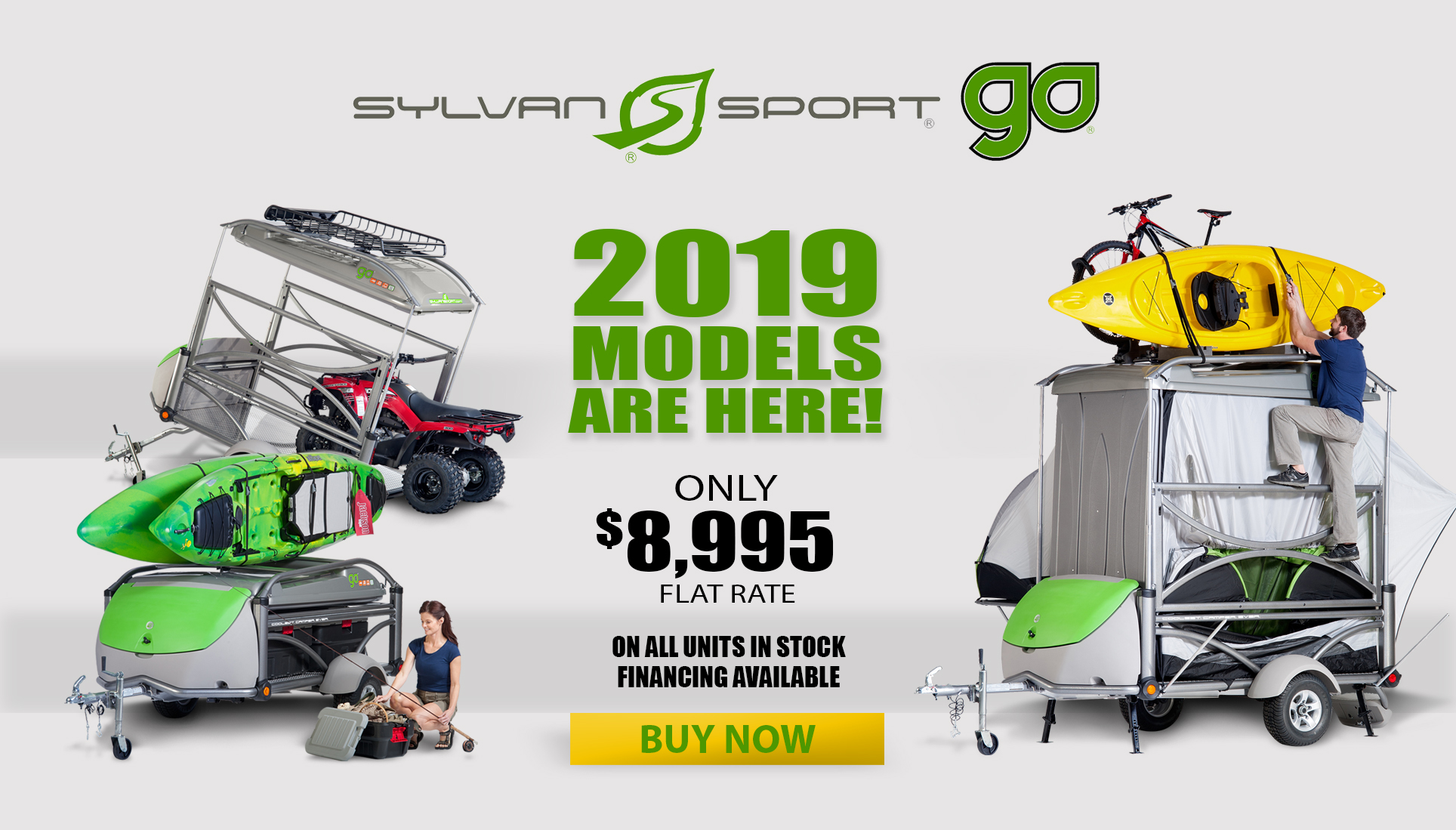 Super Sale - SylvanSport Go