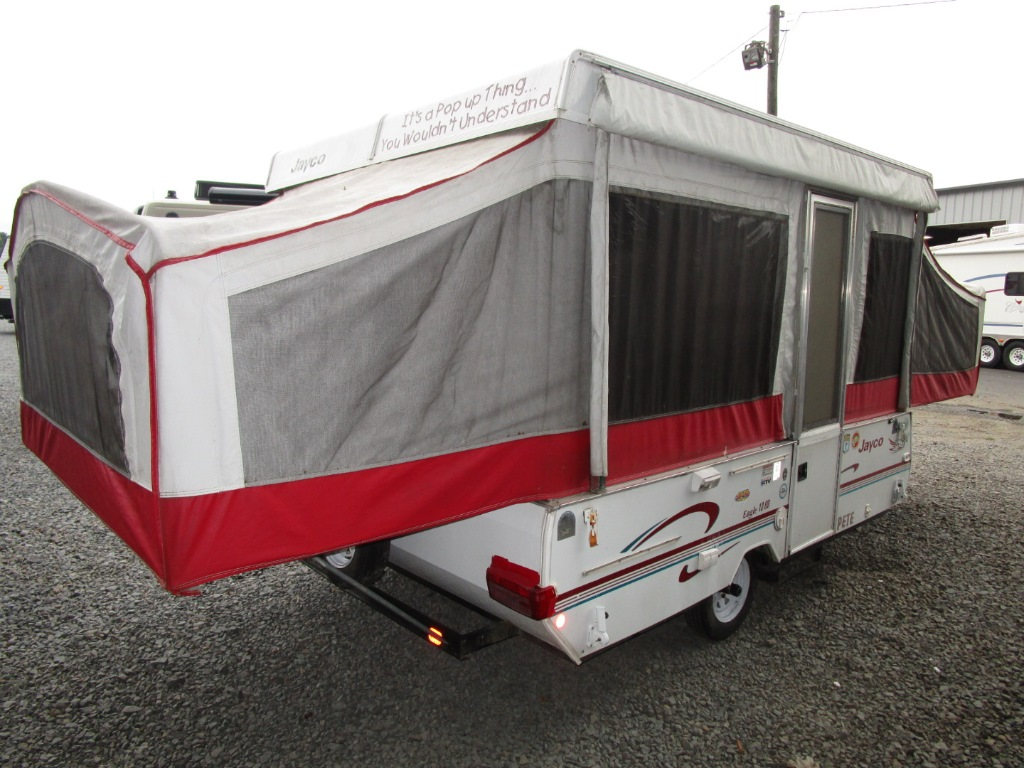 Used 1998 Jayco Eagle 10 UD Folding Pop Up Camper At Mayflower RV
