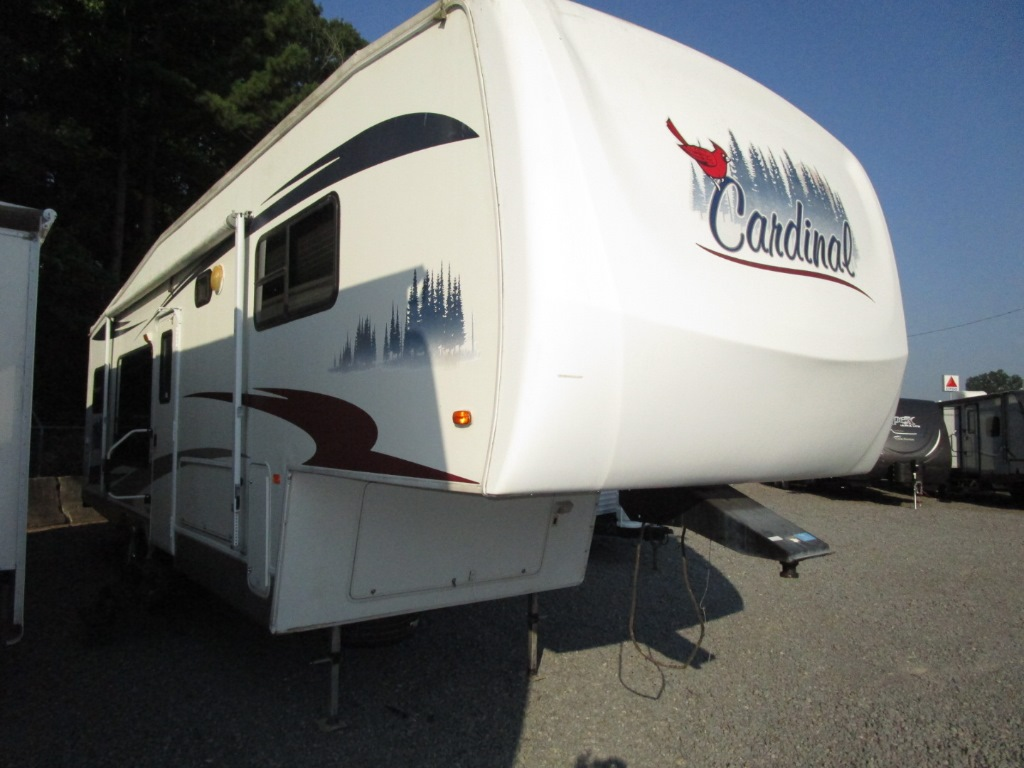 Used 2005 Forest River Rv Cardinal Le 29 Rkle Fifth Wheel