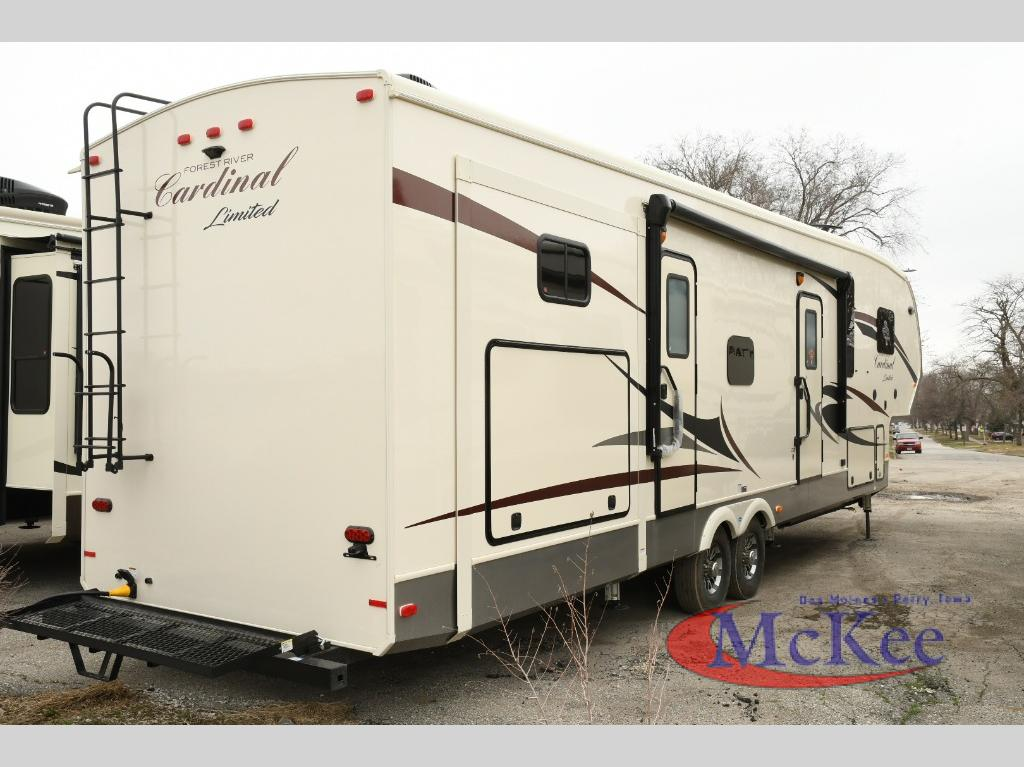 New 2018 Forest River RV Cardinal Limited 3720BHLE Fifth Wheel at
