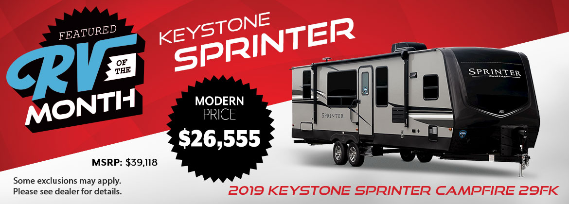 Modern Trailer | Indiana RV Dealer