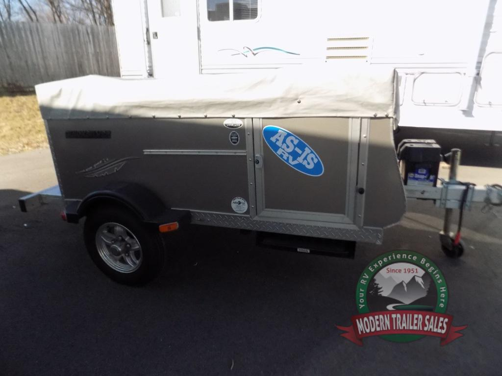 Used 2016 Livin Lite Quicksilver 6 0 Folding Pop-Up Camper