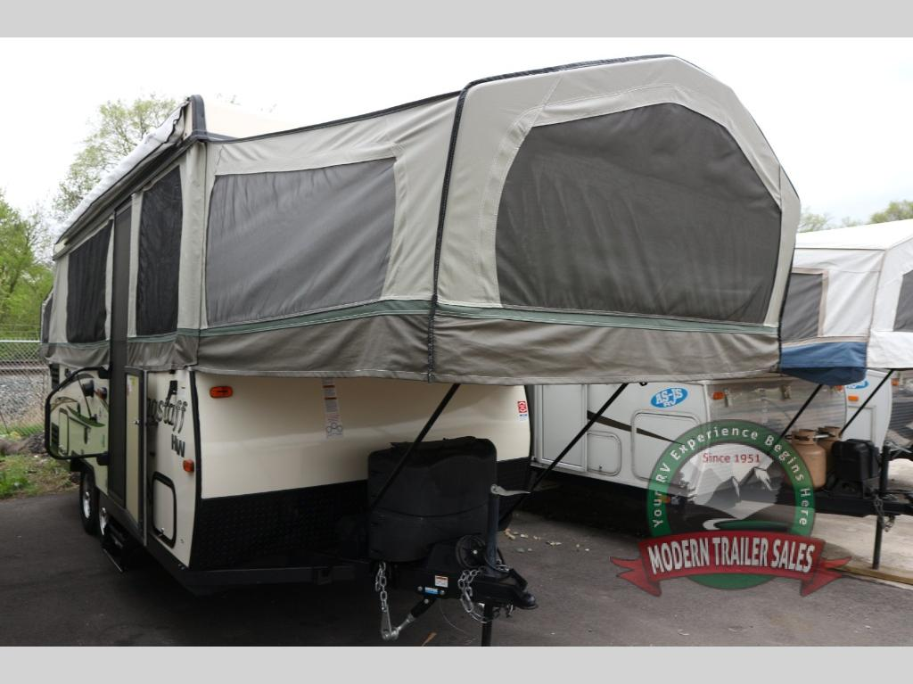 Used 2016 Forest River RV Flagstaff High Wall HW29SC Folding