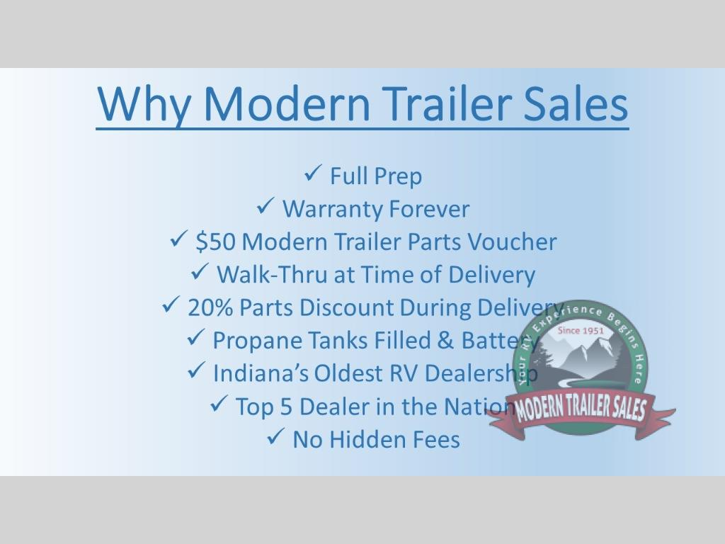 New 2019 Forest River RV Wildwood 26DBUD Travel Trailer at