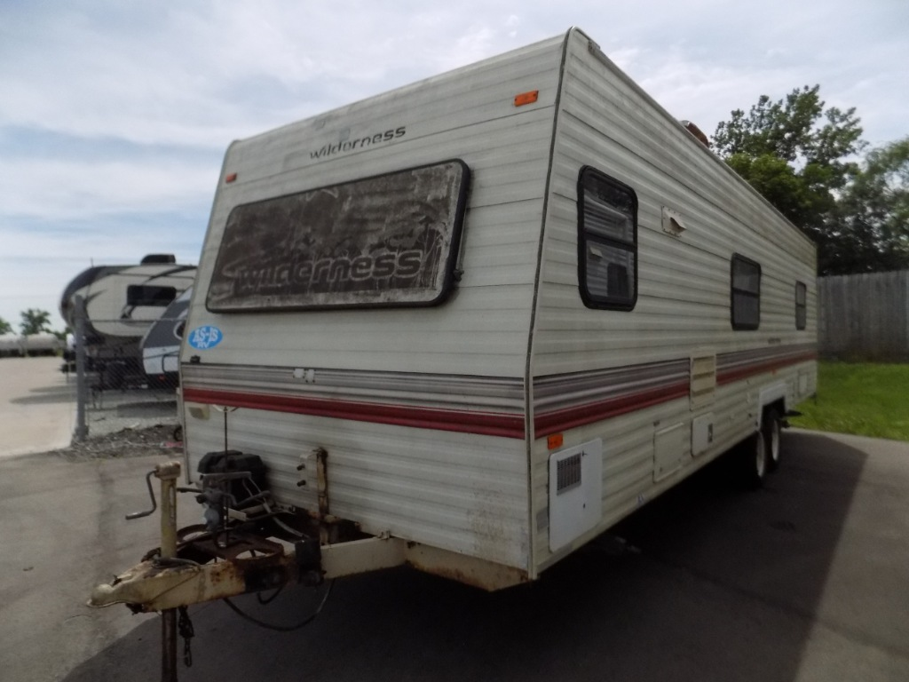 Used Travel Trailers For Sale >> Travel Trailers For Sale In Indiana Modern Trailer Sales