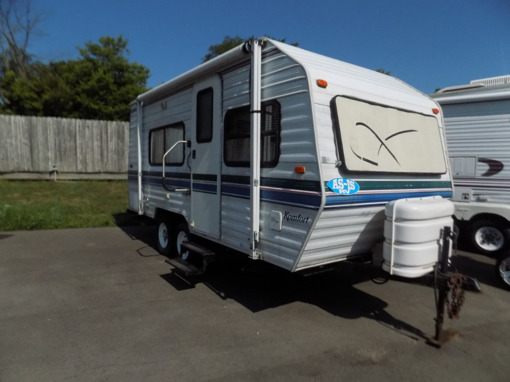 Travel Trailers for Sale in Indiana | Modern Trailer Sales