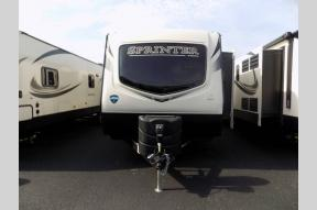 New 2018 Keystone RV Sprinter 319MKS Photo