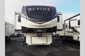 New 2021 Keystone RV Alpine 3700FL Photo