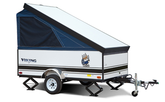 tent campers for sale, picture of a viking express tent camper for sale at moores rv