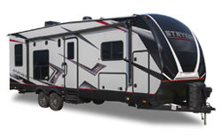 Cruiser RV Stryker toy haulers for sale in ohio
