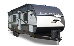 Heartland Trail Runner travel trailers for sale in ohio