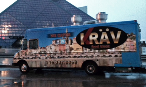 lorain county rv show food truck krav