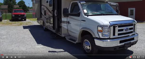 picture of a class b gulf stream motorhome for rv videos
