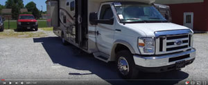 picture of a gulf stream motorhome for the rv videos
