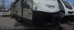 picture of a keystone hideout travel trailer for rv videos