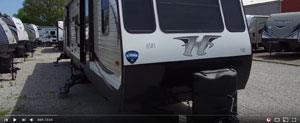 picture of a quick walk through rv video for keystone rvs