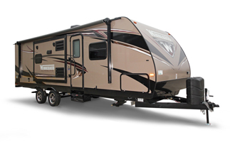 Winnebago travel trailer