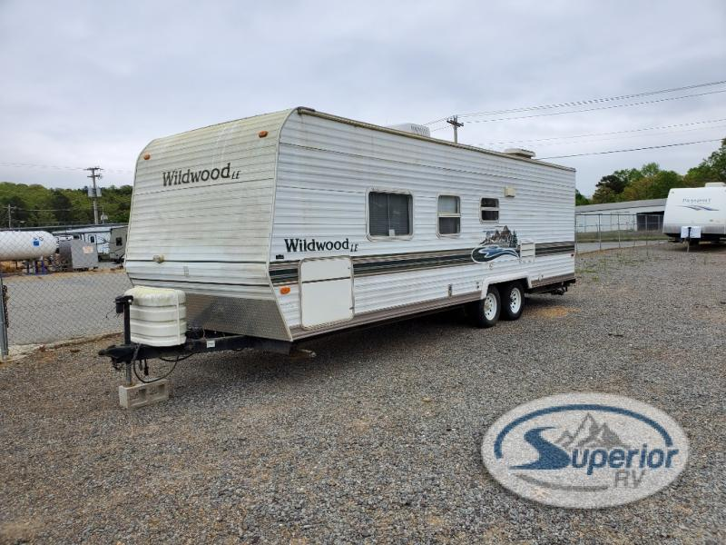 Used 2005 Forest River RV Wildwood 28BH Travel Trailer at Superior