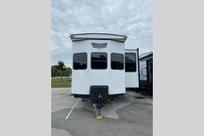 New 2021 Forest River RV Wildwood Lodge 394FKDS Photo