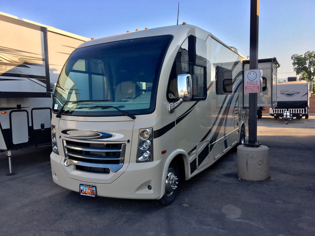 Used 2016 thor motor coach vegas 25 3 motor home class a for 2016 thor motor coach