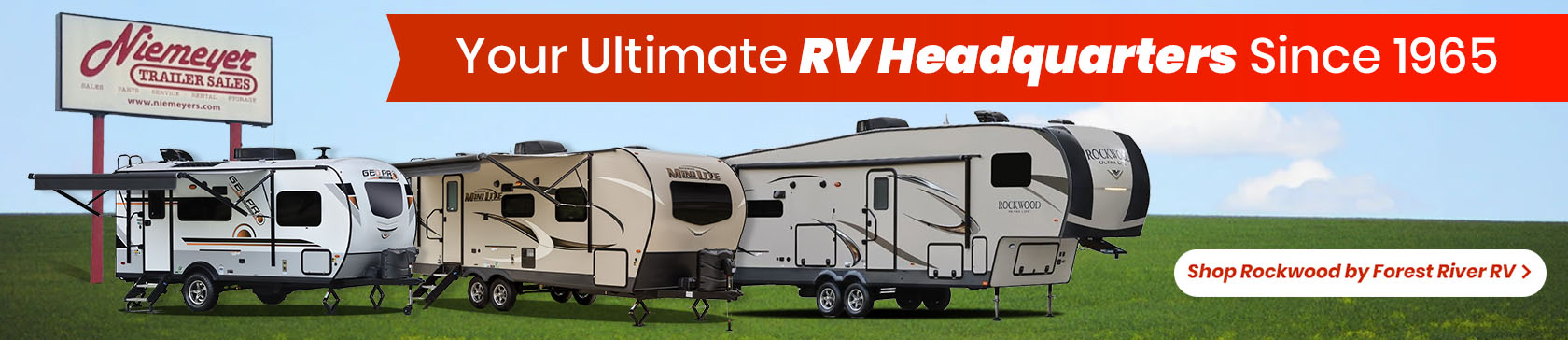 Your Ultimate RV Headquarters Since 1965